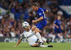 Chelsea Legends v Inter Forever - 18 May 2018