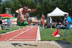 ZLATANOV Radoslav, BUL, Long Jump, T13, 2013 IPC Athletics World Championships, Lyon, France