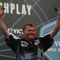 PDC WORLD MATCHPLAY 2014