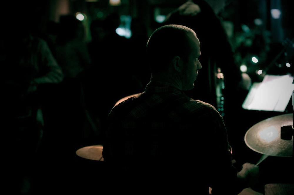 Christian Coleman, Drums