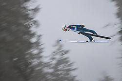 22.02.2019, Bergiselschanze, Innsbruck, AUT, FIS Weltmeisterschaften Ski Nordisch, Seefeld 2019, Nordische Kombination, Skisprung, im Bild Manuel Faisst (GER) // Manuel Faisst of Germany during the Ski Jumping competition for Nordic Combined of FIS Nordic Ski World Championships 2019. Bergiselschanze in Innsbruck, Austria on 2019/02/22. EXPA Pictures © 2019, PhotoCredit: EXPA/ Dominik Angerer