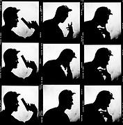 Morrissey, London, UK, 1990s.