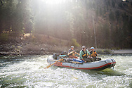 2014 OCT 14: The 30 year reunion of Tom Pero and Jerry Meyers' Salmon River trip.