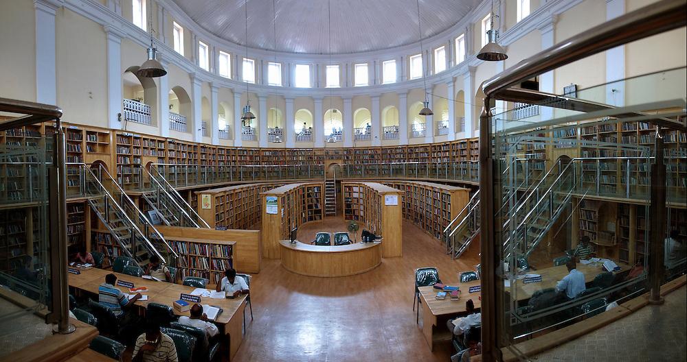 Dewan Sheshadri Iyer Memorial Public Library
