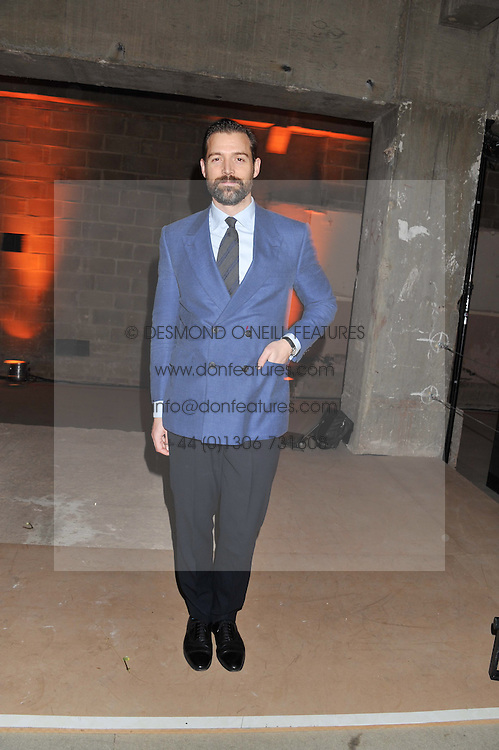 PATRICK GRANT at a dinner hosted by Jonathan Saunders, Fantastic Man & Selfridges to celebrate Jonathan Saunders AW13 Menswear collection and London Collections held at the Old Selfridges Hotel,  Orchard Street, London on 8th January 2013.