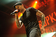 Photos of the band Dropkick Murphys performing live at the Pageant in St. Louis on March 5, 2011.