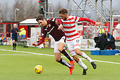 Hamilton Academical FC v Heart of Midlothian 240116