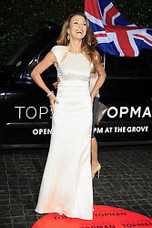 Jane Seymour attends the Topshop Topman LA flagship store opening party at Cecconi s Restaurant, Los Angeles, US, February 13, 2013. Photo by Imago / i-Images...UK ONLY