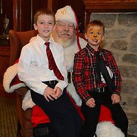 Brookside Breakfast with Santa 2013