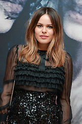 ATLANTA DE CADENET TAYLOR at a dinner to celebrate the exclusive Capsule collection: Maison Michel by Karl Lagerfeld held at Selfridges, 400 Oxford Street, London on 23rd February 2015.
