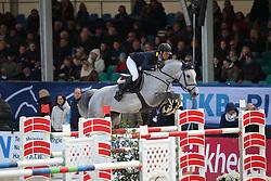 Rivetti Cassio, (UKR), Fine Fleur Du Marais<br /> CSI4* Grand Prix DKB-Riders Tour<br /> Horses & Dreams meets Denmark - Hagen 2016<br /> © Hippo Foto - Stefan Lafrentz