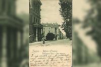 Zagreb : Kukovićeva ulica = Agram (Croatie) : Rue Kuković. <br /> <br /> ImpresumZagreb : Naklada Jul. Hühna, [1908].<br /> Materijalni opis1 razglednica : tisak ; 14 x 9 cm.<br /> NakladnikJulije Hühn<br /> Vrstavizualna građa • razglednice<br /> ZbirkaZbirka razglednica • Grafička zbirka NSK<br /> Formatimage/jpeg<br /> PredmetZagreb –– Andrije Hebranga<br /> SignaturaRZG-HEB-1<br /> Obuhvat(vremenski)20. stoljeće<br /> NapomenaRazglednica je putovala 1902. godine. • Poleđina razglednice namijenjena je samo za adresu.<br /> PravaJavno dobro<br /> Identifikatori000954960<br /> NBN.HRNBN: urn:nbn:hr:238:712586 <br /> <br /> Izvor: Digitalne zbirke Nacionalne i sveučilišne knjižnice u Zagrebu
