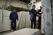 20150219, Thursday, February 19, 2015, North Easton, MA, USA; My Brother's Keeper was filled with volunteers of all ages working side by side during the February school vacation. Volunteers worked on various project throughout the North Easton facility on Thursday February 19, 2015.<br /> <br /> ( 2015 &copy; lightchaser photography )
