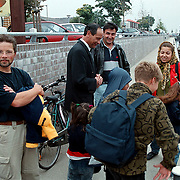 Kindervacantiewens 1999, zeiltocht Huizer botter Janus Kok