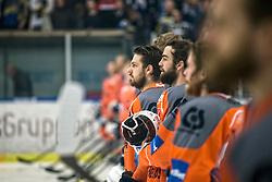 Ishockey, Metalligaen, 6 Finale, Esbjerg Energy og Herning Blue Fox 2-3 OT. Esbjerg Energy vinder det Danske mesterskab.