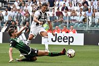 Gol Cristiano Ronaldo Juventus Goal celebration <br /> Torino 16-09-2018 Allianz Stadium Football Calcio Serie A 2018/2019 Juventus - Sassuolo <br /> Foto Andrea Staccioli / Insidefoto