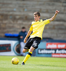 Livingston Kieran Gibbons. <br /> Raith Rovers 3 v 0 Livingston, SPFL Ladbrokes Premiership game played 8/8/2015 at Stark's Park.