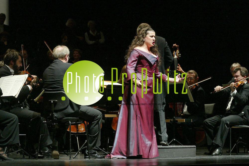 Mannheim.  Nationaltheater Oper mit S&auml;ngerin Bartoli<br /><br />Bild: Pro&szlig;witz