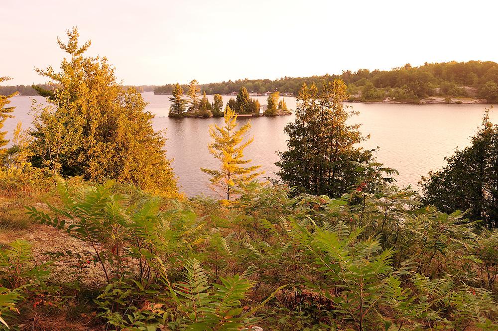 Lake Muskoka,Muskoka Region,Ontario, Canada,