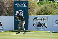 Francesco Laporta (ITA) on the 3rd during Round 2 of the Oman Open 2020 at the Al Mouj Golf Club, Muscat, Oman . 28/02/2020<br /> Picture: Golffile | Thos Caffrey<br /> <br /> <br /> All photo usage must carry mandatory copyright credit (© Golffile | Thos Caffrey)