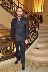JEREMY PIVEN at the Sindika Dokolo Art Foundation Dinner held at The Cafe Royal, Regent Street, London on 18th October 2014.