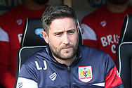 Bristol City Manager Lee Johnson before the Sky Bet Championship match at Carrow Road, Norwich<br /> Picture by Paul Chesterton/Focus Images Ltd +44 7904 640267<br /> 23/09/2017