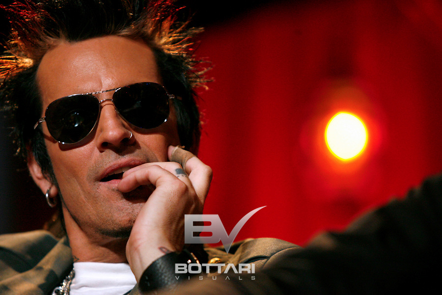 Production still from the CBS reality show Rock Star: Supernova filming in Los Angeles, California. Rock Star: Supernova is created and produced by Mark Burnett. Mandatory Credit: Photo by Jeff Bottari/Blue Pixel for MBP..9/3/2006.Episode 210B - Performance Show