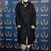 Kristin McQuaid - Director arrivers at Gold Movie Awards at Regents Street Theatre, on 9th January 2020, London, UK.