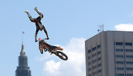 Ronnie Faisst at the FMX Finals at the AST Dew Tour Right Guard Open in Cleveland...Photo by Ken Blaze