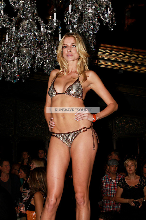 Beach Bunny Swimwear Heats Up Style360 Fashion Week at the Griffin in New York on September 11, 2010