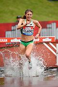 Rosie Clarke (GBR) during the women's 3000m steeplechase during the Birmingham Grand Prix, Sunday, Aug 18, 2019, in Birmingham, United Kingdom. (Steve Flynn/Image of Sport)