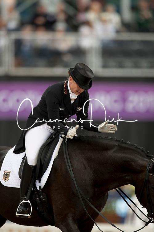 Werth Isabell, GER, Weihegold OLD<br /> FEI European Dressage Championships - Goteborg 2017 <br /> &copy; Hippo Foto - Dirk Caremans