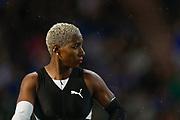 Yarisley Silva (Cuba) Women's Pole Vault, during the IAAF Diamond League event at the King Baudouin Stadium, Brussels, Belgium on 6 September 2019.
