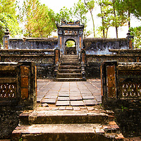 Vietnam | Central | Hue | Tu Duc Tomb