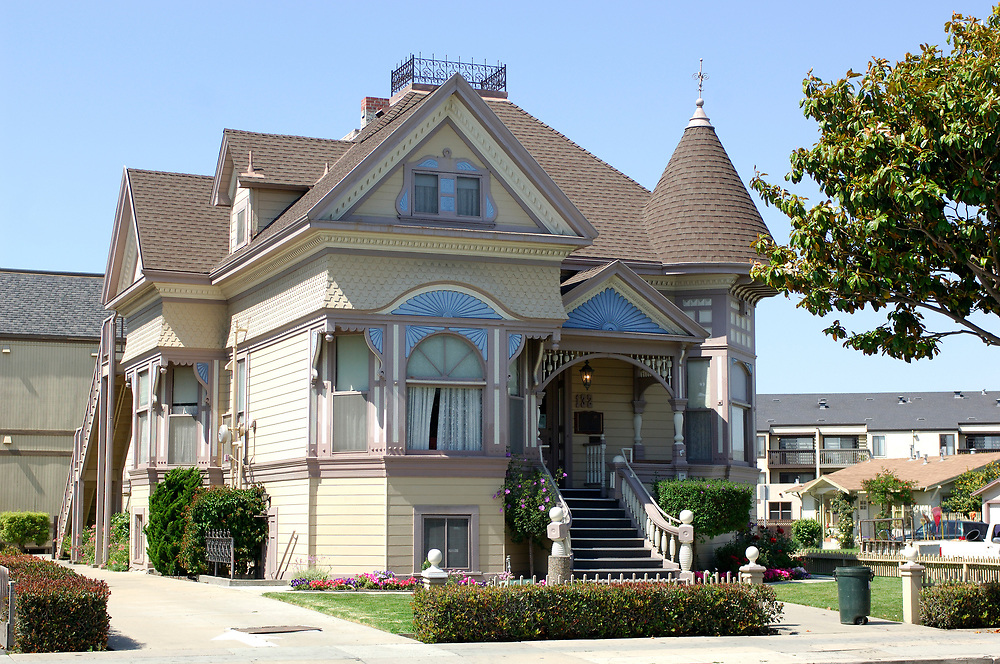 Steinbeck House, Salinas, California, United States of America