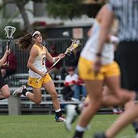 USC Lacrosse v Vermont