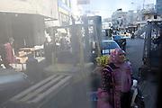 Daily Life in Ramallah in Palestinian Territory..