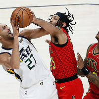 02-01 ATLANTA HAWKS AT UTAH JAZZ