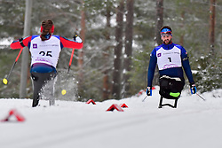 ARNOLD Steve, GBR, LW12 at the 2018 ParaNordic World Cup Vuokatti in Finland