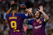 180918 Barcelona v PSV - UEFA Champions League
