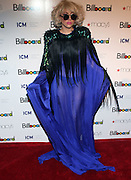 Lady Gaga at The 2009 Billboard Women in Music Event held at The Pierre Hotel on October 2, 2009 in New York City