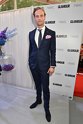 Jack Fox at the Glamour Women of The Year Awards 2017 in association with Next held in Berkeley Square Gardens, London England. 6 June 2017.