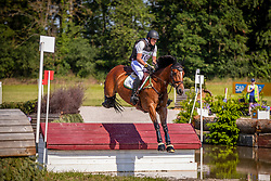 Meier Kai-Steffen, GER, Headquarter d'Alphi<br /> Chateau d'Arville<br /> CCI2* 6 jaar Sart Bernard 2019<br /> © Hippo Foto - Dirk Caremans