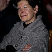 NLD/Huizen/20100102 - Politiek Café, Maartje van Weegen
