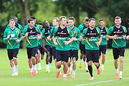 Norwich City Training 010714