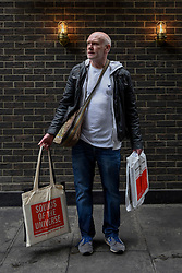 © Licensed to London News Pictures. 22/04/2017. London, UK. Analogue music fans visit independent record shops to celebrate vinyl music on the 10th Record Store Day as vinyl sales continue to increase. Photo credit : Stephen Chung/LNP