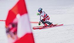 26.01.2020, Streif, Kitzbühel, AUT, FIS Weltcup Ski Alpin, Slalom, Herren, im Bild Fabio Gstrein (AUT) // Fabio Gstrein of Austria in action during his run in the men's Slalom of FIS Ski Alpine World Cup at the Streif in Kitzbühel, Austria on 2020/01/26. EXPA Pictures © 2020, PhotoCredit: EXPA/ JFK