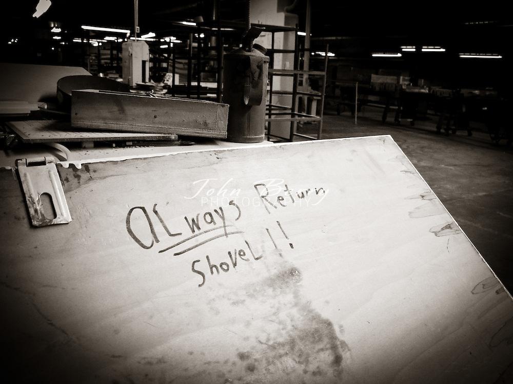January 4, 2011:  Stanley Furniture, Stanleytown, VA