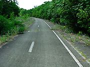 AbandonTurnpike near Breezewood, PA