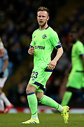 FC Schalke 04 forward Cedric Teuchert (23) during the Champions League round of 16, leg 2 of 2 match between Manchester City and FC Schalke 04 at the Etihad Stadium, Manchester, England on 12 March 2019.